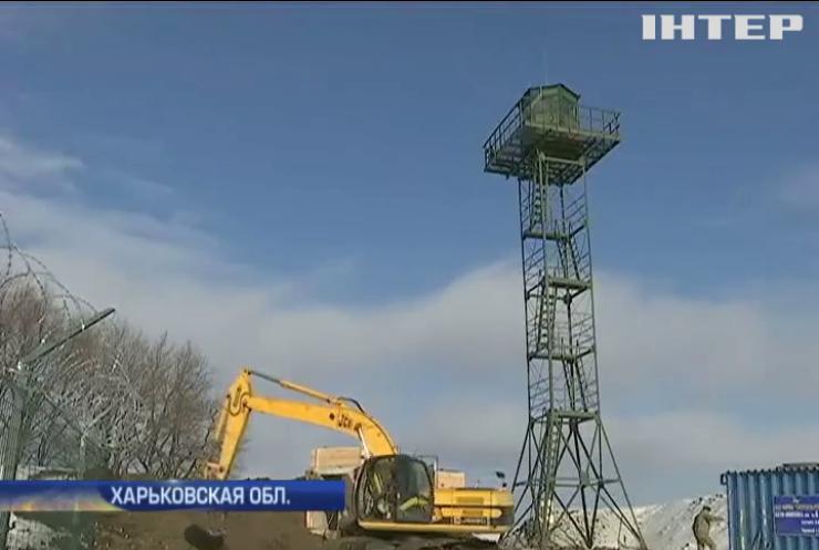 Французы не помогут строить стену на границе с Россией