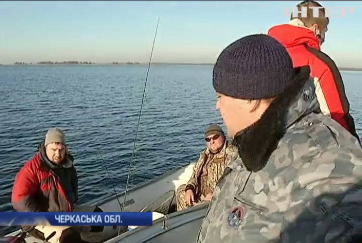 черкаси рыбалка прогноз клева рыбы