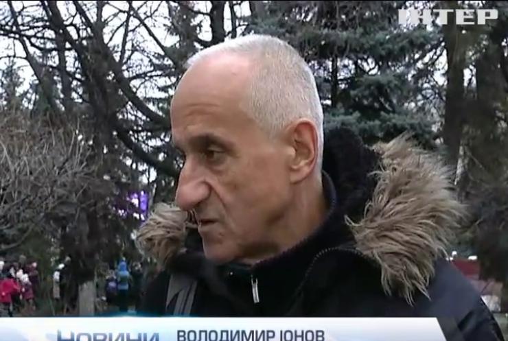 Володимир Іонов втік до України за свободою