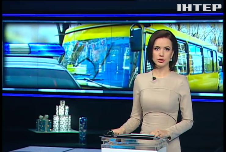 У Львові обстріляли маршрутку прямо з балкону
