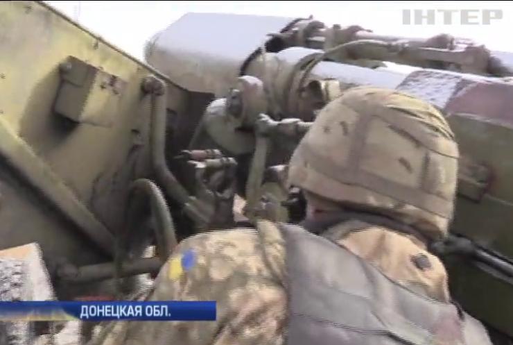 Артиллеристы готовы за месяц освободить Донбасс (видео)