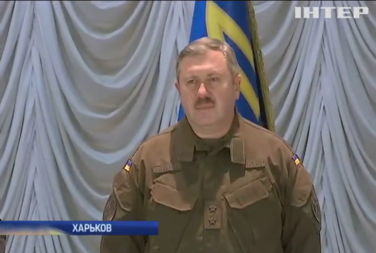 Сын главы Нацгвардии воюет на Донбассе