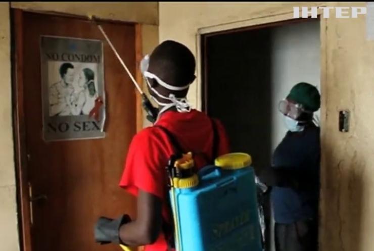 Медики подолали епідемію Еболи в Африці