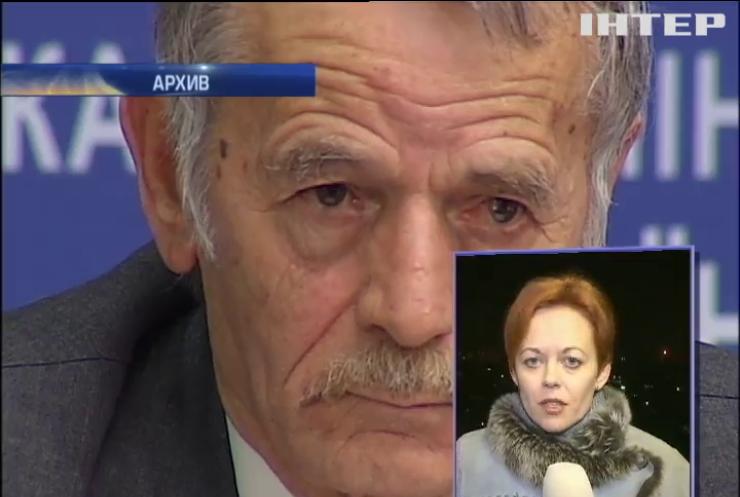 Мустафе Джемилеву грозит четыре года тюрьмы в России