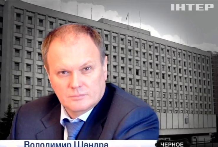 Голова Київщини Володимир Шандра подав у відставку