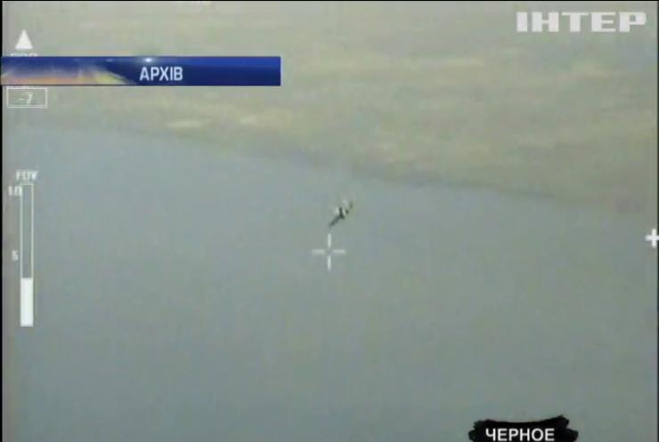 Літаки США та Росії ледь не зіштовхнулися над морем