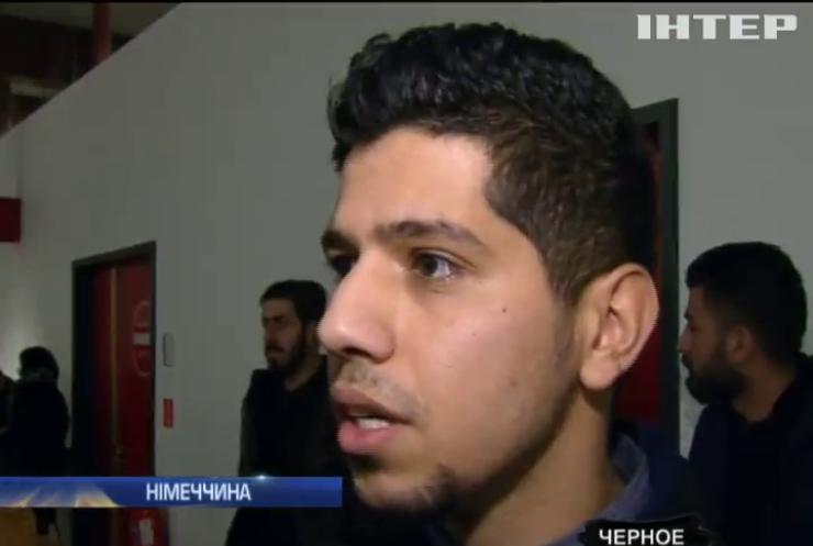 Біженці тікають з Німеччини в Ірак