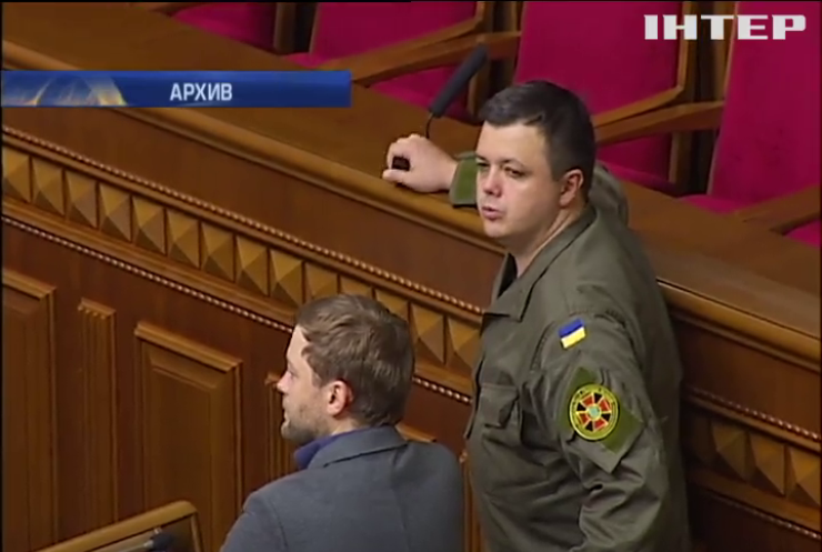 Семена Семенченко разжаловали до рядового