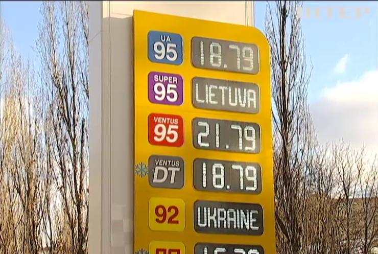 В стоимость бензина в Украине закладывают взятки чиновникам