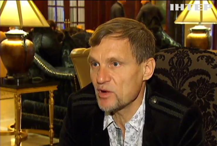 Олег Скрипка: украинцы в Европе не нужны