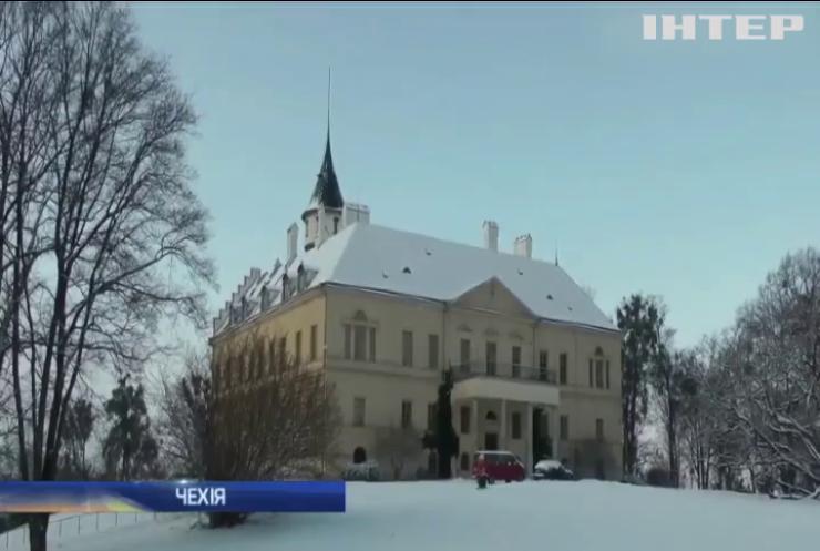 У Чехії продають середньовічний замок за 12 тис. доларів