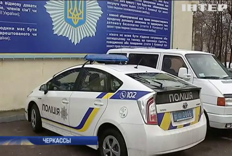 Полицию Черкасс обвиняют в избиениях