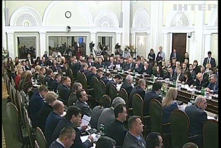 В Україні об'єдналися 159 територіальних громад
