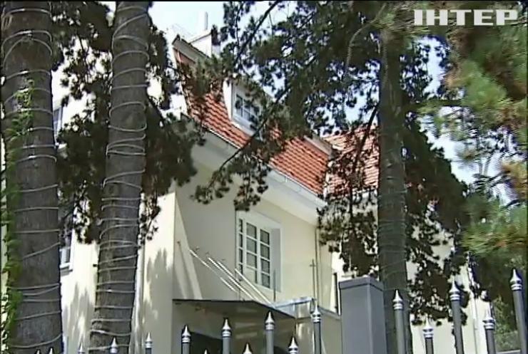 Сын Азарова продает свою недвижимость в Австрии