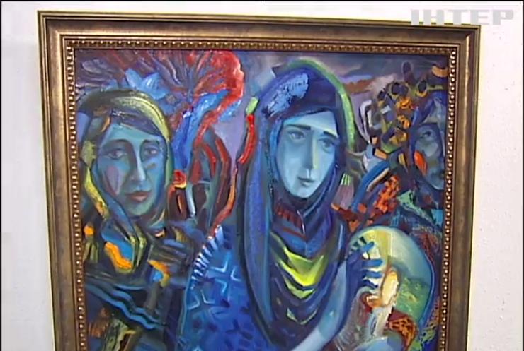 В Києві відкрили виставку художника-абстракціоніста Андрія Копчака