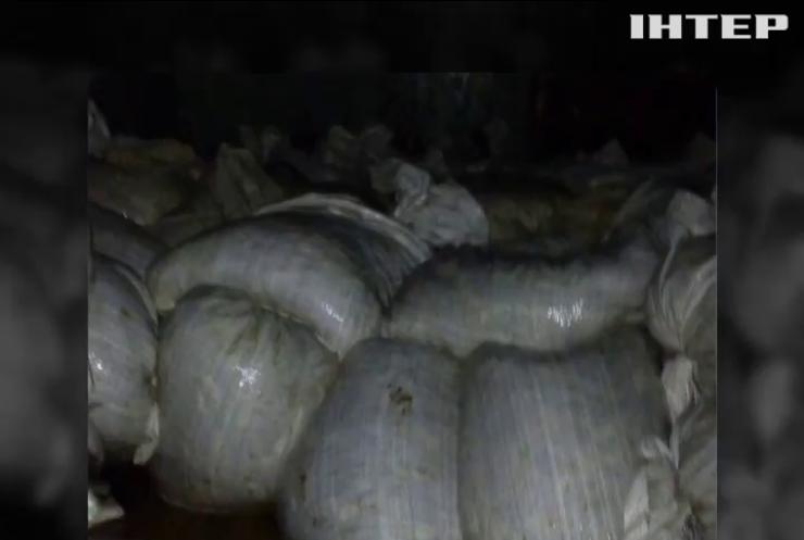 На Запоріжжі затримали браконьєрів з 2,5 тонами бичка