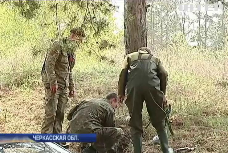 На Черкасщине милиционеры промышляют браконьерством (видео)