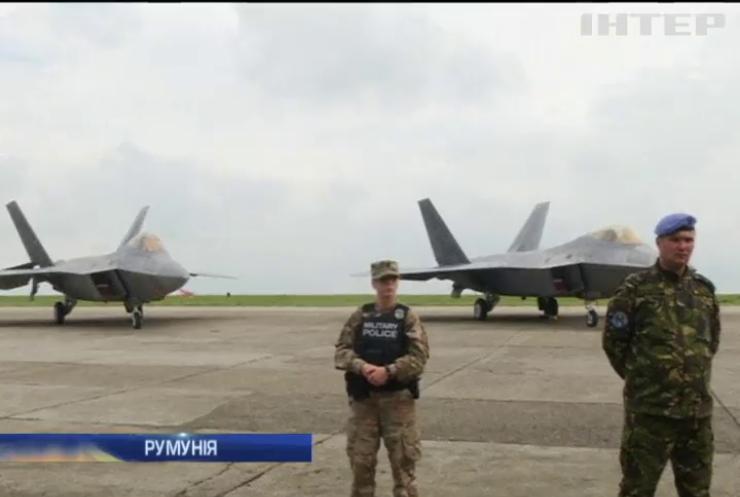 США відправили літаки у Румунію