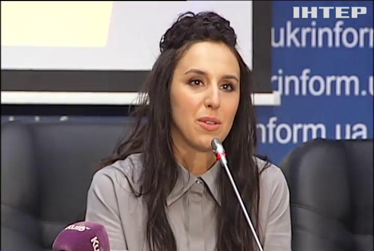 Джамала на Евровидение-2016 потратила 3 миллиона гривен