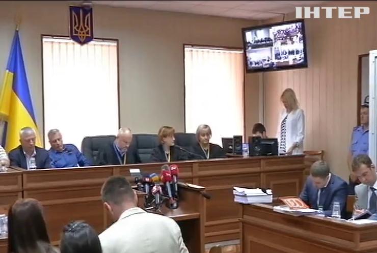 Присяжные по делу расстрелов на Майдане уволились