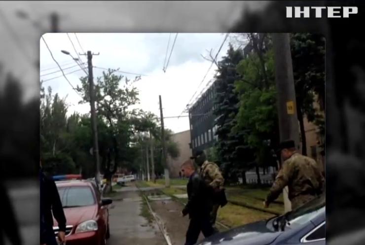 В Одеській області затримали поліцейського за хабар