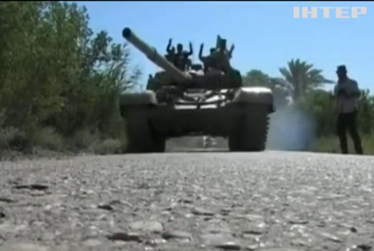 Війська Іраку увійшли у Фаллуджу