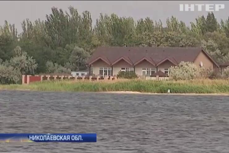 В Николаевской области землю бойцов АТО поделили между чиновниками
