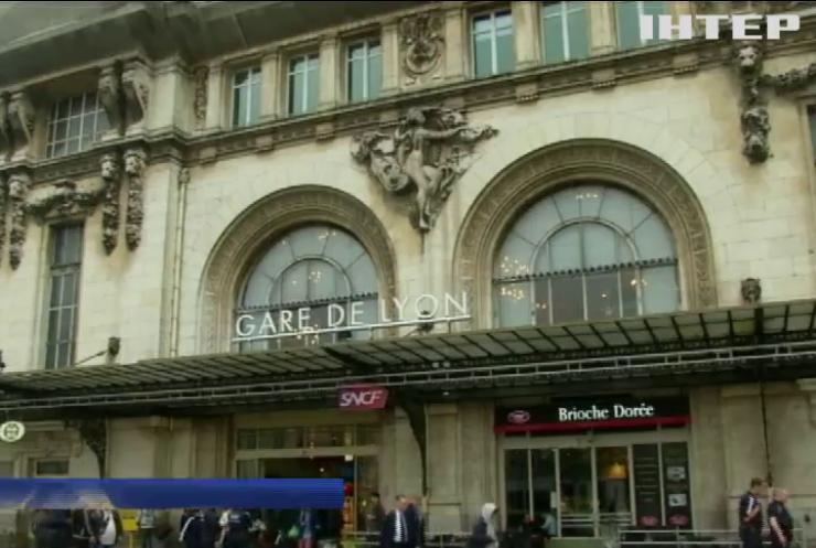 Францію охопили страйки залізничників
