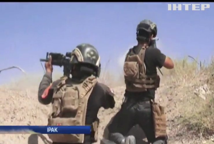 У Фаллуджі армія Іраку веде бої з джихадистами