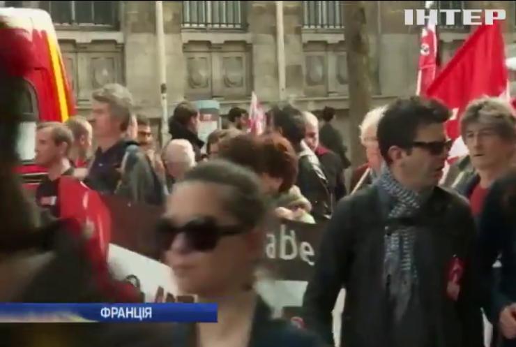 У Франції страйкують метрополітени
