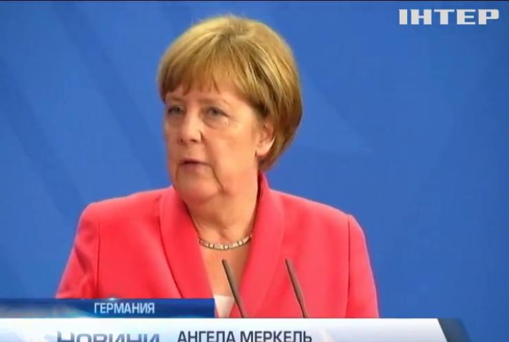 Меркель не верит в осложнения отношений с Турцией