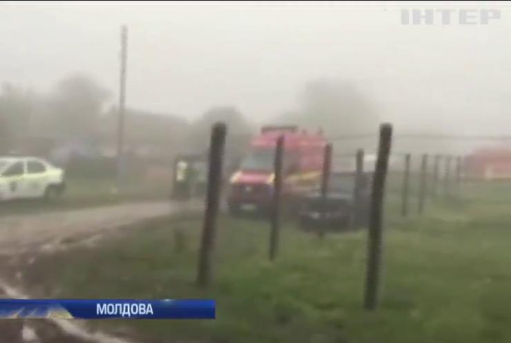 В Молдові розбився вертоліт медиків