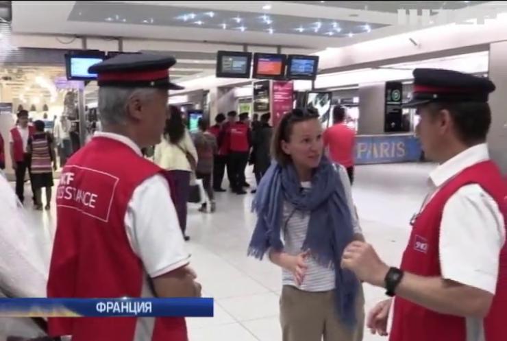 Евро-2016: туристы привыкают к последствиям забастовок