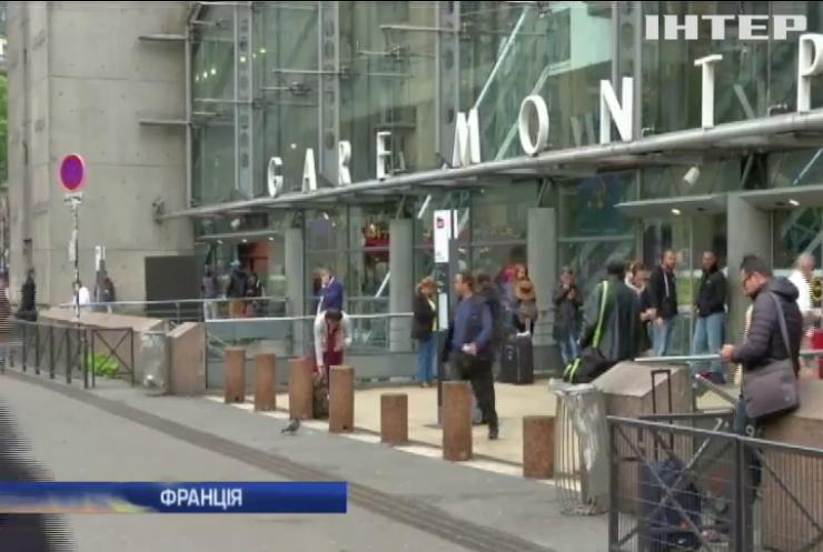 Залізничники у Франції відмовляються працювати на Євро-2016