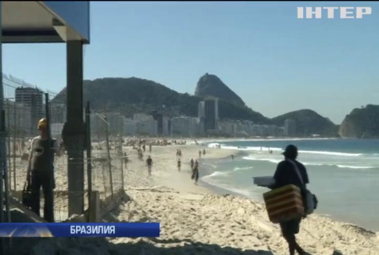 Рио-де-Жанейро в преддверии Олимпиады объявили банкротом