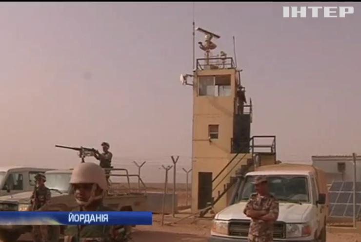В Йорданії підірвали авто біля табору біженців