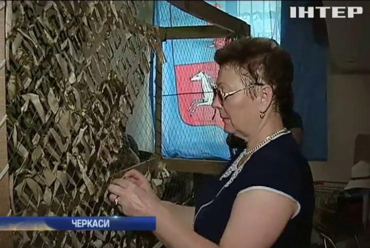 Волонтерам в Черкасах відключили світло за борги