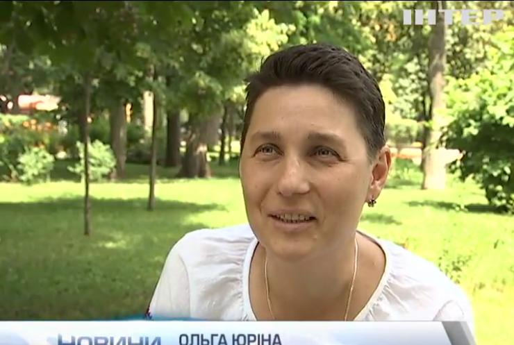 Волонтер Ольга Юріна просить допомоги у боротьбі з раком