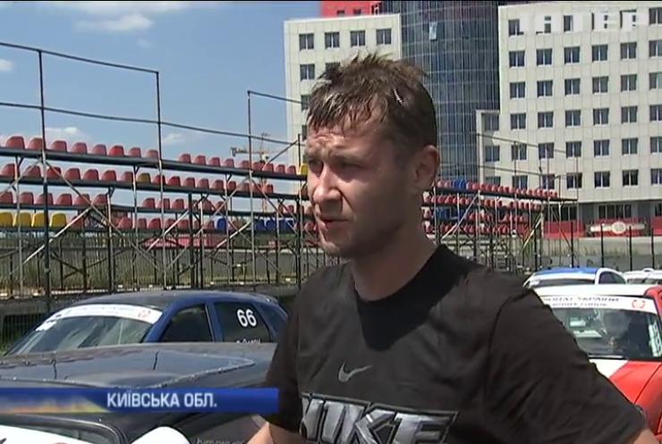 У Києві пілоти змагалися на чемпіонаті з швидкісних перегонів