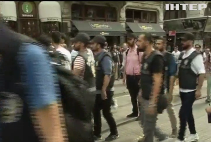 На гей-параді в Туреччині затримали депутата з Німеччини