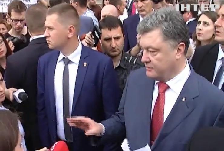 Николаевской областью временно руководит Вячеслав Бонь