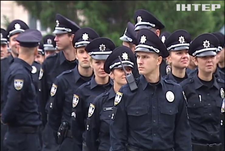 Україна відзначає рік створення нової поліції