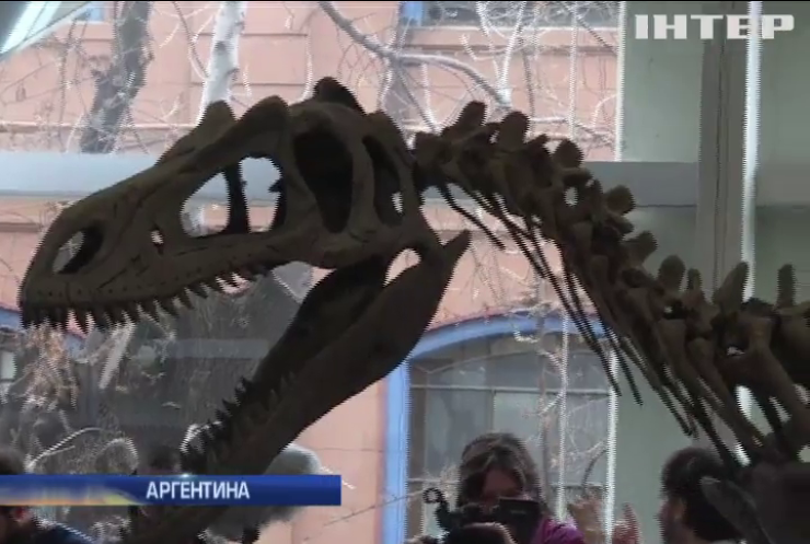 В Аргентині знайшли новий вид динозаврів