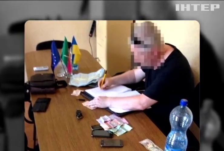 На Чернігівщині чиновники вимагали $1000 хабаря від підприємця