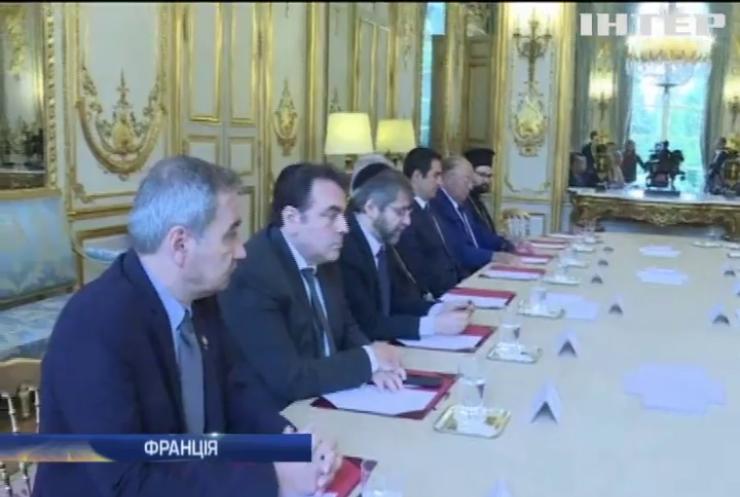 Релігійні лідери Франції засудили убивство священика