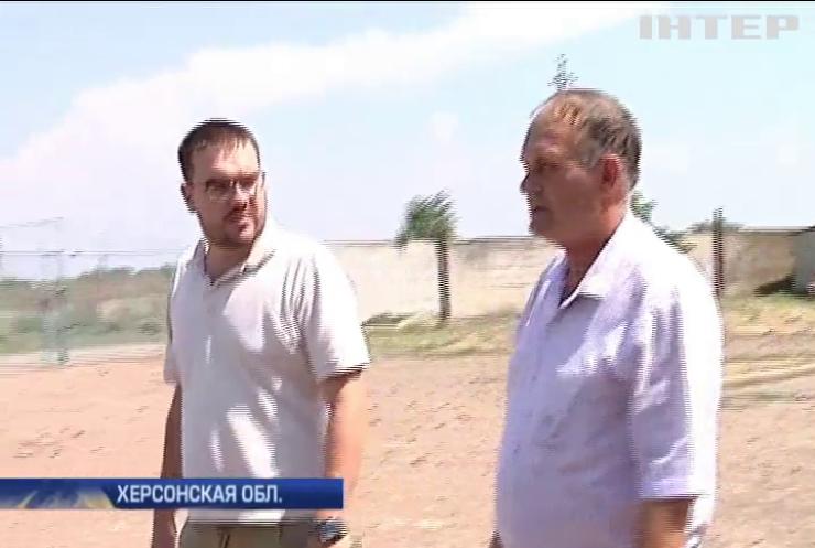 В Херсонской области затягивается дело о краже урожая