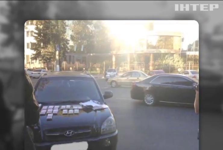 В Одесі арбітражного керівника спіймали за хабарництво