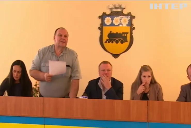 В Днепровской области запретили ввозить мусор из Львова