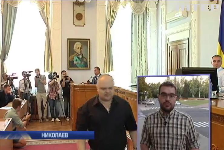 Мэр Николаева передумал принимать мусор из Львова