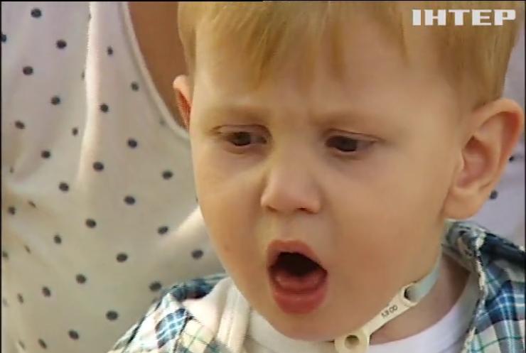 Микита Бадіков потребує термінового лікування від пороку серця